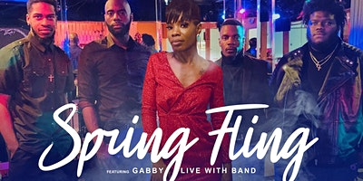 """GABBY LIVE WITH BAND """"SPRING FLING"""""""