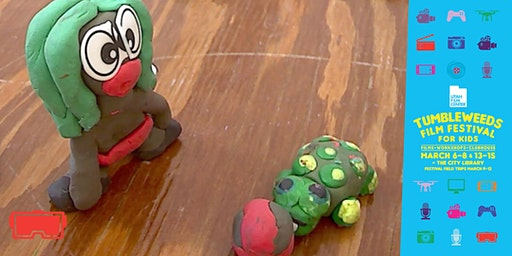 Workshop: Spy Hop: Claymation 101