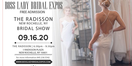 Radisson Hotel New Rochelle Bridal Expo 9 16 20 tickets