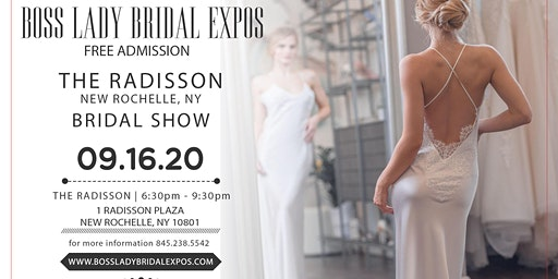 Radisson Hotel New Rochelle Bridal Expo 9 16 20