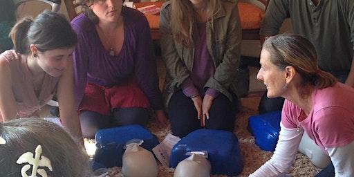 Santa Cruz: An Upbeat RED CROSS Adult-Pediatric CPR-AED & First Aid Class
