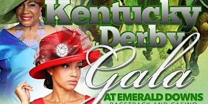 Emerald City Kentucky Derby Day Gala