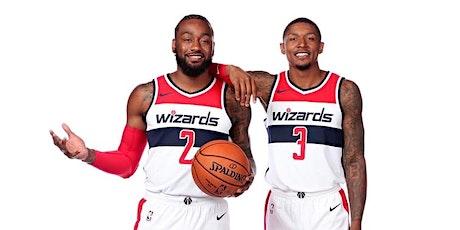 PFF Night: Washington Wizards vs. Toronto Raptors tickets