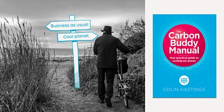 Cancelled : BOOK LAUNCH:  The Carbon Buddy Manual tickets
