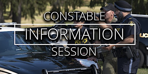 Picton - Constable Information Session