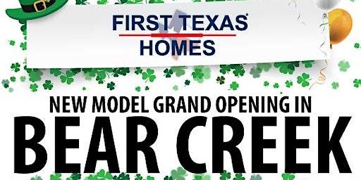 New Model Grand Opening in Bear Creek