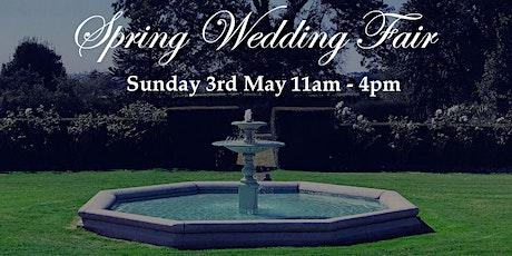 Spring Wedding Fair  tickets