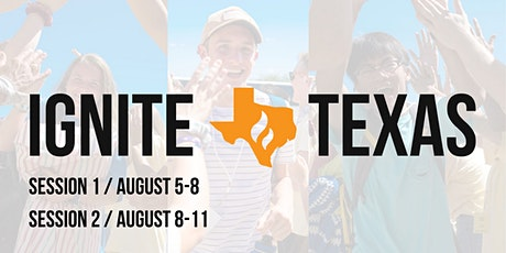 Ignite Texas Retreat 2020 tickets