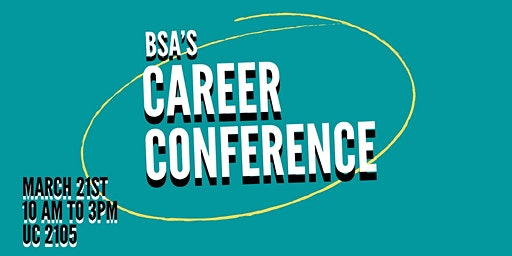 Black Students Association Career Conference- Seat at the table