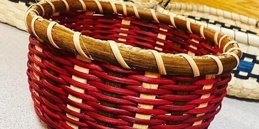 Learn to Weave - Twisted Bowl