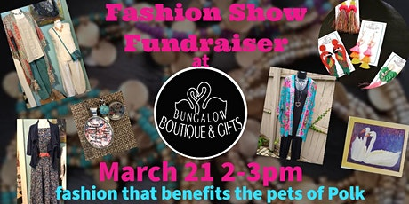 Fashion Show Fundraiser tickets