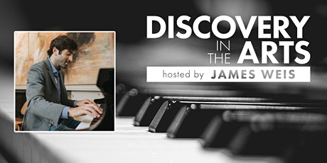 Joe Alterman - Discovery in the Arts Series 2020 tickets