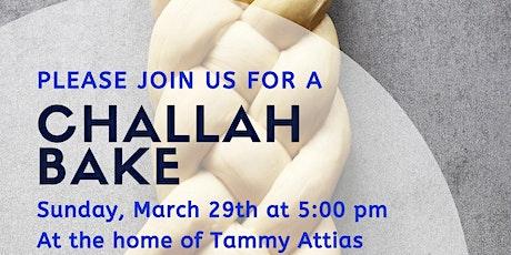 Challah Bake tickets