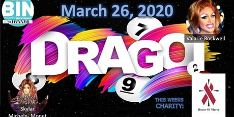 Drago March 26th- Benefiting House of Mercy tickets
