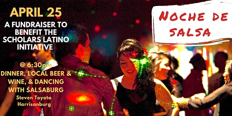 POSTPONED: Noche de Salsa 2020 tickets