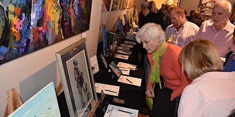 2020 Peace of Triune Art Auction...Sharing your Heart through Art!  tickets