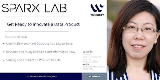 Get Ready to Innovate a Data Product