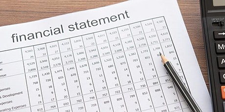 A Business Owner's Guide: Reading Financial Statements tickets