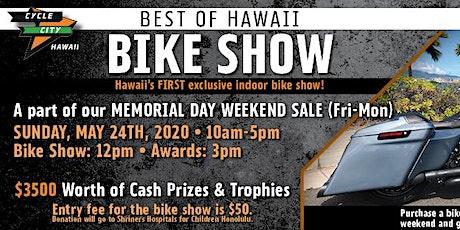 Hawaii's Best Bike Show at Cycle City Hawaii tickets
