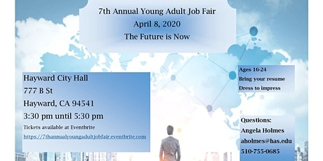 7th Annual Young Adult Job Fair tickets