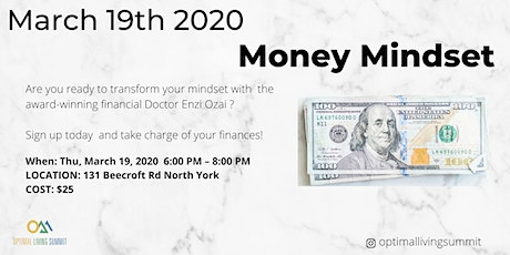 An event that will transform your relationship with money tickets