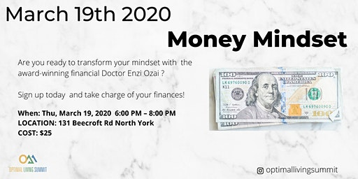An event that will transform your relationship with money