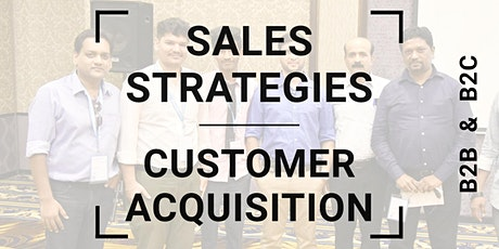 Startup Business - Sales & Marketing Strategies billets
