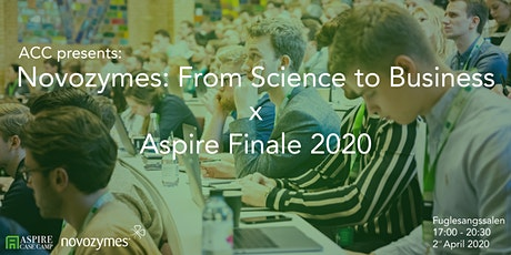 The Aspire Finale x Novozymes tickets