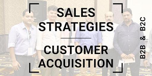 Startup Business - Sales & Marketing Strategies