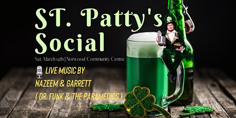 St. Patrick's Social tickets