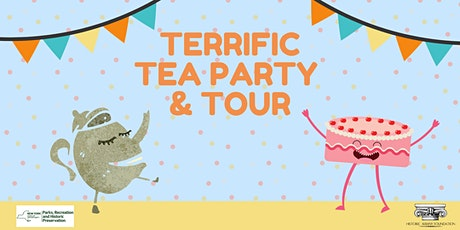 HAF and Schuyler Mansion  Present the Terrific Tea Party and Tour tickets