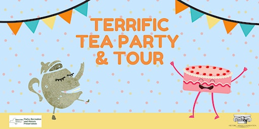 HAF and Schuyler Mansion  Present the Terrific Tea Party and Tour
