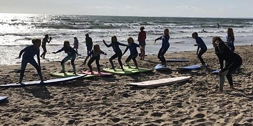 HOW Surf Open Session