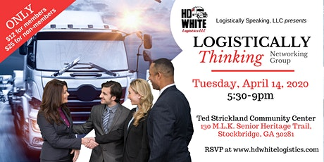 Logistically Thinking Networking tickets