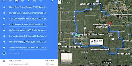 International Female Ride Day - Southeast Nebraska Tour 2020 tickets