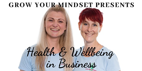 Health and Wellbeing in business tickets