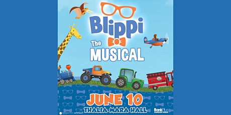 Blippi The Musical tickets