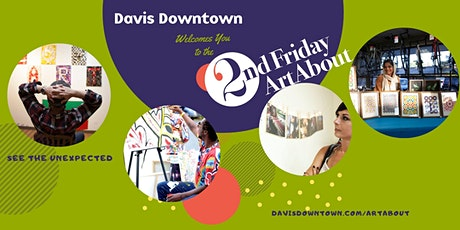 Davis Downtown's 2nd Friday ArtAbout tickets