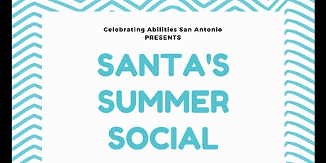 Santa's summer social for Autism Families tickets