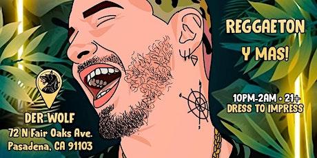 GOZA Reggaeton Party tickets