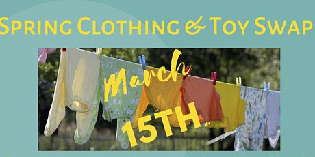 Spring Clothing & Toy Swap with The Eco Conscious Parenting Community tickets