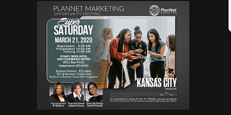 Super Saturday Kansas City tickets