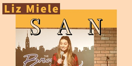 An Evening with comedian Liz Miele tickets
