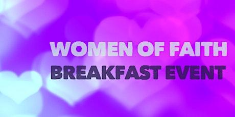 Women of Faith  Breakfast Event tickets