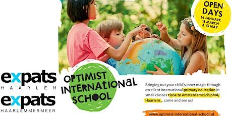 Open Day Optimist International School tickets