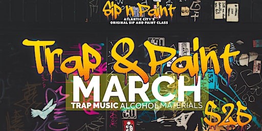Trap & Paint Atlantic City