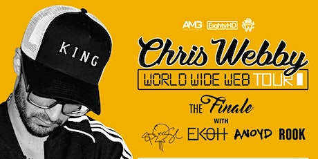 Chris Webby Live in Peterborough! (Meet & Greet / All Access ONLY) tickets