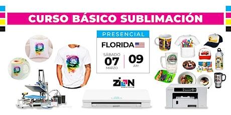 El Mundo de la Sublimación - Miami, Florida boletos