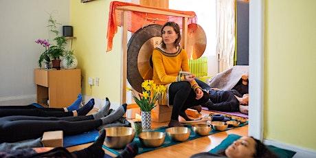 Voyage Sonore avec les bols tibétains billets