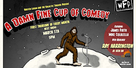 A Damn Fine Cup of Comedy tickets